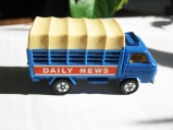 TOMICA NEWS TRUCK NEAR MINT $18