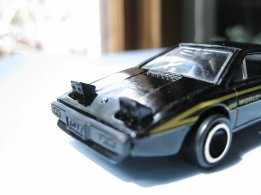 TOMICA F24 LOTUS ESPRIT EXCELLENT CONDITION, POP-UP LIGHTS
