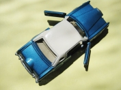 TOMICA F4 CONTINENTAL MARK IV NEAR MINT