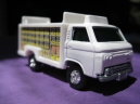 TOMICA NO. 88 NISSAN CABALL PEPSI VERY NEAR MINT